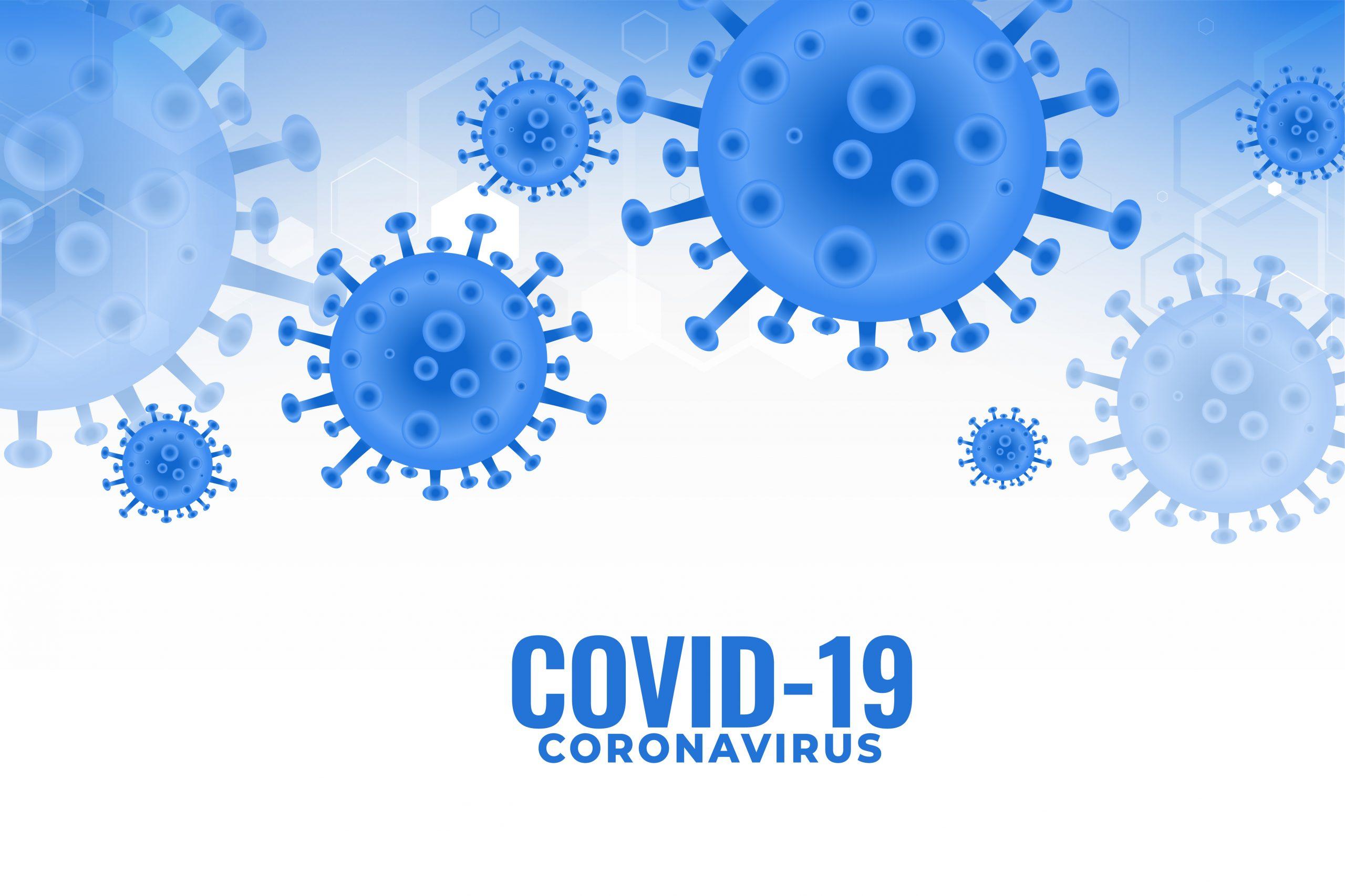新型コロナウィルス